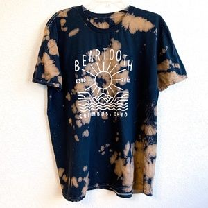 Vacation Tie Dye Graphic Tee